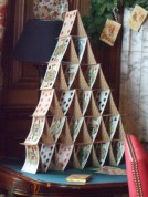 Plating card tree parlour