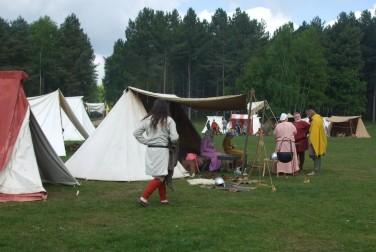 Around the Camp 3