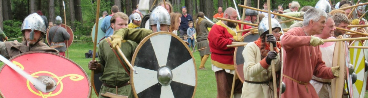 Vikings at Sherwood Pines 2019