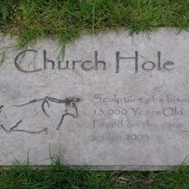 church hole