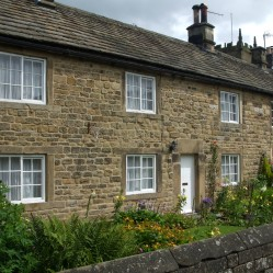 Plague Cottages at Eyam