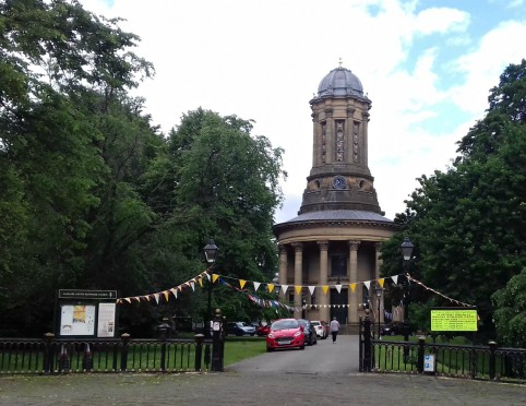 THe United Reformed Church in Saltaire