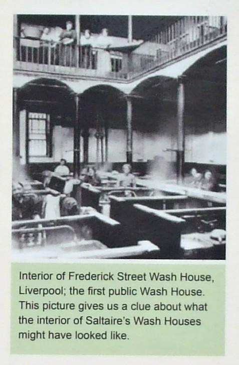 Wash House Interior