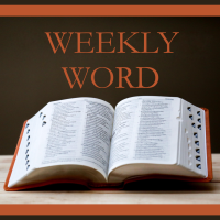 Weekly Word - Frowsty