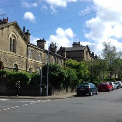 Workers houses in Saltaire