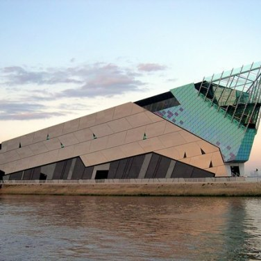 The Deep In Kingston-upon-Hull from geog.org.uk. Author Philip Pankhurst. Creative Commons