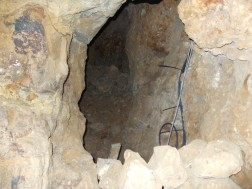 An entrance into the mine