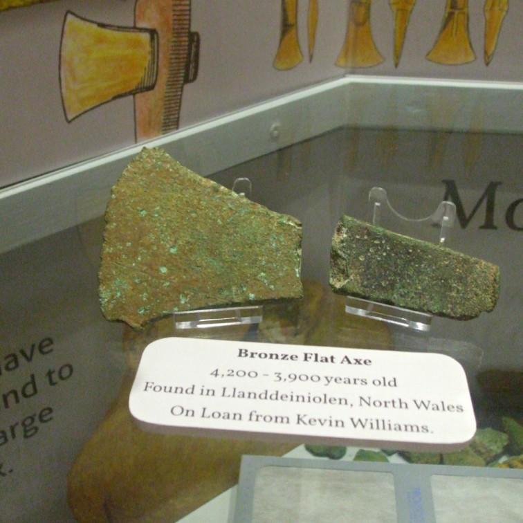 Bronze Age Tools 1