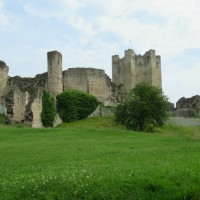 A Visit to Conisbrough Castle