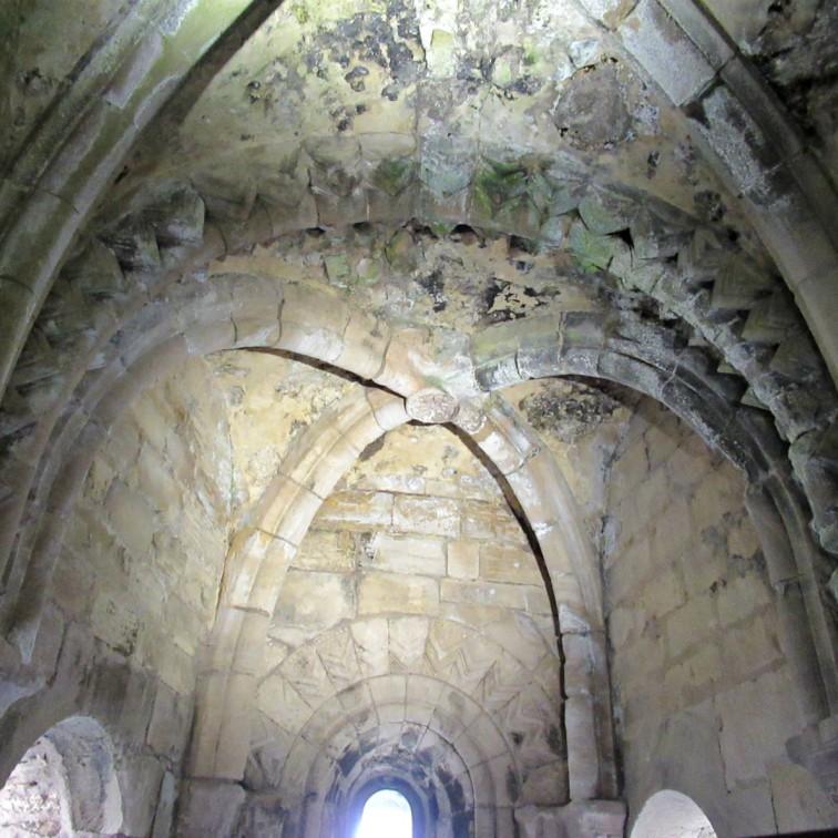 Chapel ceiling 3