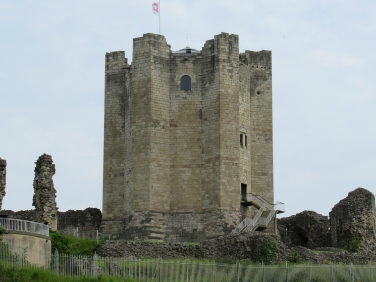 Conisbrough Keep 1
