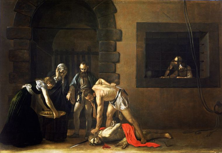 The_Beheading_of_Saint_John-Caravaggio_(1608)