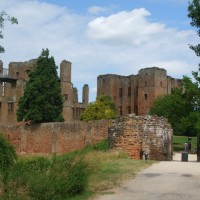 Kenilworth Castle: Part 1