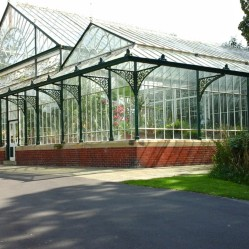 Conservatory in Hesketh Park Aug 2015
