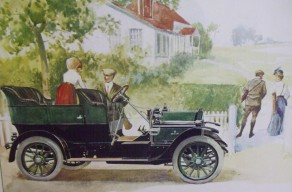 Earliest cars 1