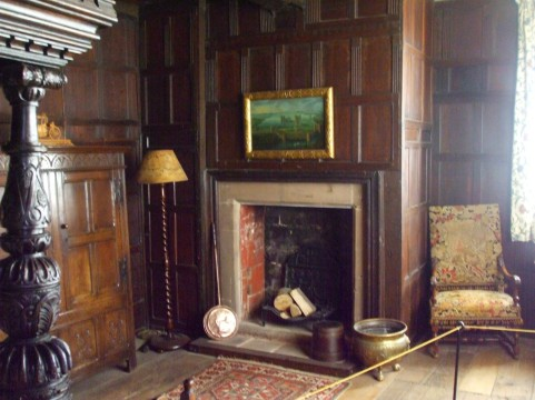 Oak Room on the 1st floor Leicester's Gatehouse